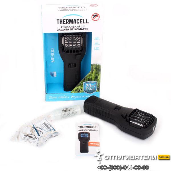 Отпугиватель комаров Thermacell MR-300 комплект поставки