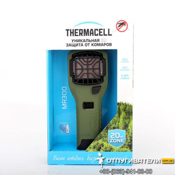 Фумигатор от комаров ThermaCELL MR-300 оливковый