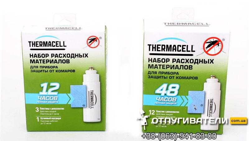 Расходные материалы для фумигатора Thermacell