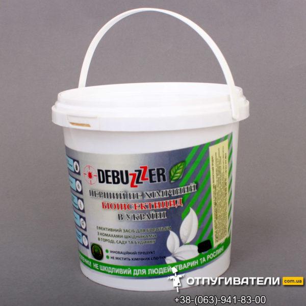 Садовый диатомит Debuzer 1 литр