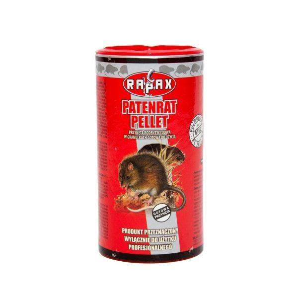 """Средство мумифицирующие для крыс и мышей """"Rapax"""" в гранулах (250 г)"""