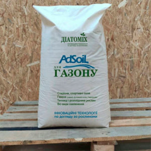 ADSOIL - улучшитель грунта на основе диатомита (ДиатоMix)
