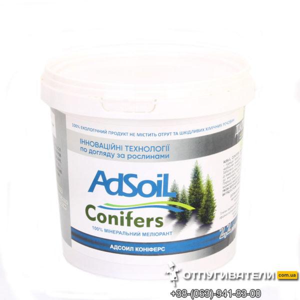Минеральный мелиорант для хвойных растений AdSoil Conifers