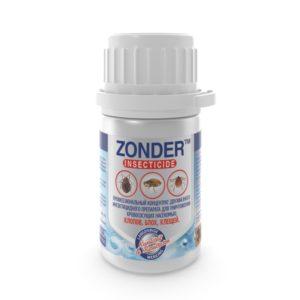 """Инсектицидное средство от клопов и клещей """"Зондер"""" (50 мл)"""