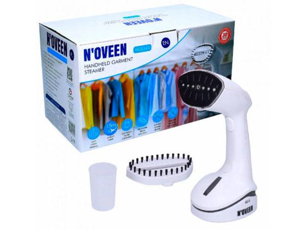 Комплектация отпаривателя для одежды Noveen HGS340