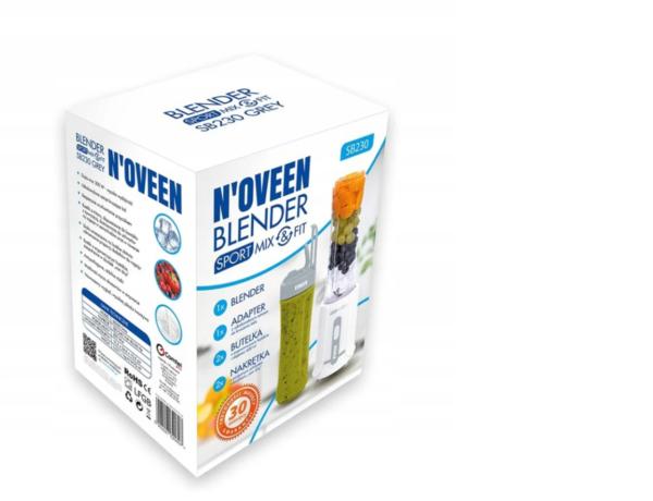 Форма упаковки фитнес-блендера Noveen SB210