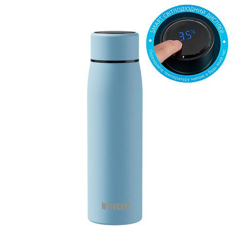 Smart термобутылка с дисплеем Noveen TB2217