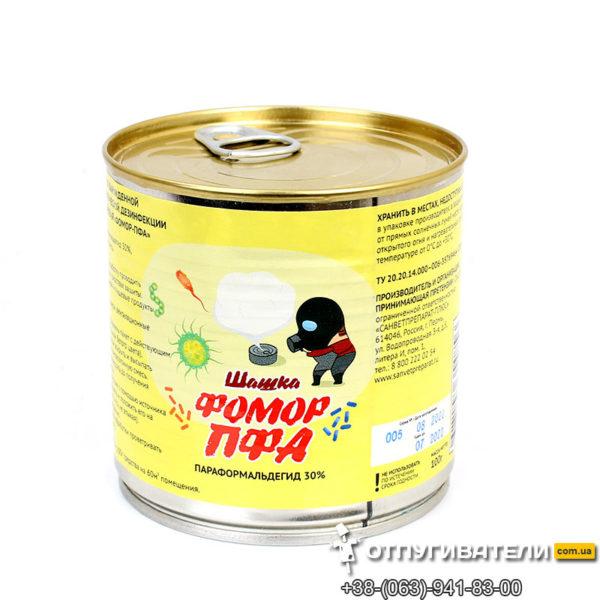 Дымовая шашка для дезинфекции помещений «Фомор ПФА» (100 г)