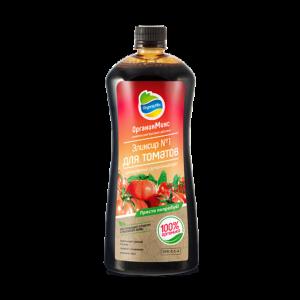 Эликсир для томатов №1 от Органик Микс