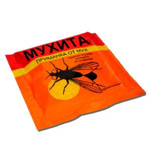 Инсектицидное средство «МУХИТА» гранулы для борьбы с мухами (10 г)