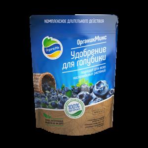 гранулированное Удобрение для голубики от Органик Микс