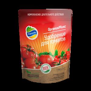 Удобрение в гранулах для томатов от Органик Микс