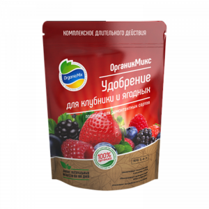 Удобрение для для клубники и ягодных от Органик Микс
